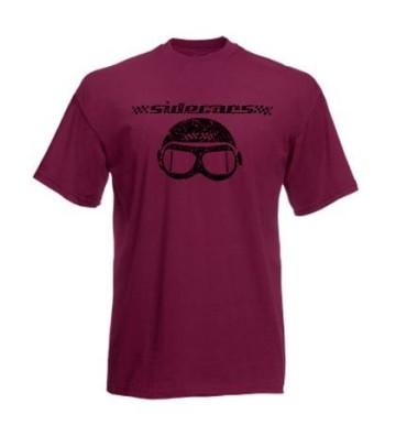 "Camiseta ""Gafas negras"""