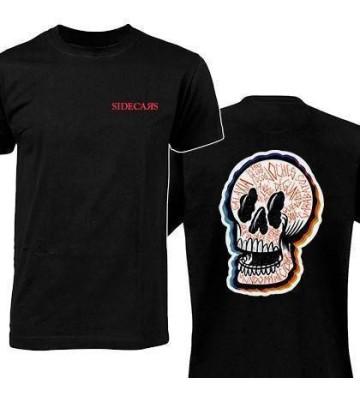"Camiseta ""Logo"" + ""Calavera"" trasera"