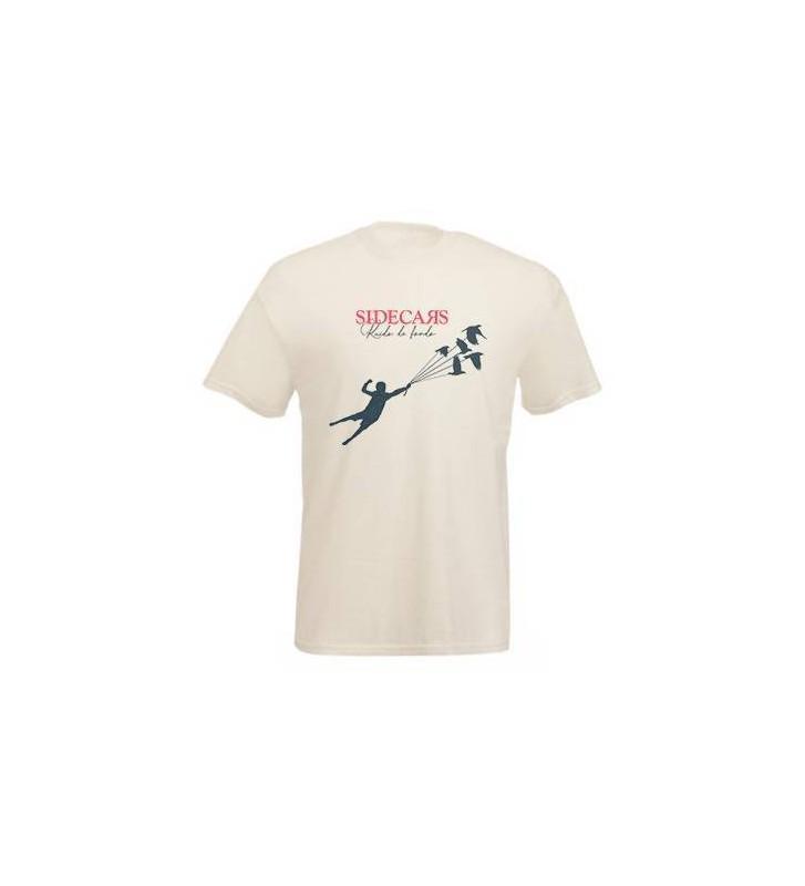 "Camiseta ""Portada Ruido de fondo"""