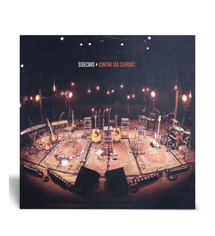 """CD """"Contra las cuerdas"""""""